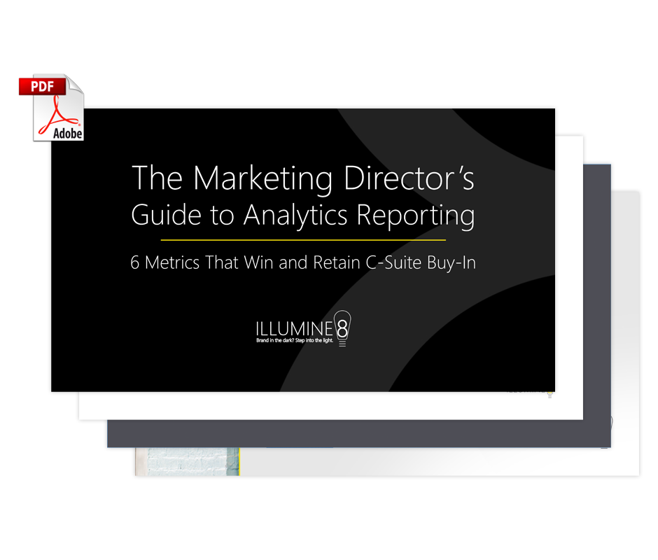 Marketing Director's Guide to Analytics Reporting